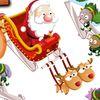 новый год - Длинный путь Деда Мороза