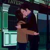 поцелуи - Бэлла и Эдвард