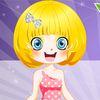 парикмахерская - Стильная прическа для малышки