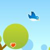 леталки - Птичка учится летать