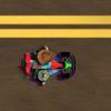гонки - Гонки игрушек на автомобиле