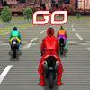 3D - 3В гонки на мотоциклах