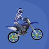 На мотоциклах - По каменистым склонам