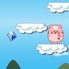 для детей - Свинка в облаках