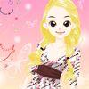 макияж - Девушка бабочка макияж
