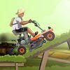 На мотоциклах - Гонка для фермера