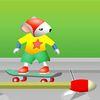 аркады - Мышонок на скейте