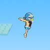 спортивные - Сумасшедший прыгун