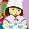 готовим еду - Веселые кексы