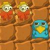 развивающие - Птички, пугало и яйцо