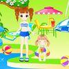 детские - Декорируем пляж