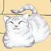 кошки - Кот охранник