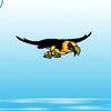 про животных - Храбрая птичка