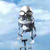 веселые - Crazy Frog прыгает до неба