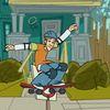 для детей - Карл – скейтбордист