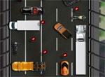 машины - Пробка на дороге